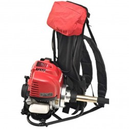 FOX 4-Stroke Gas Backpack Concrete Vibrator
