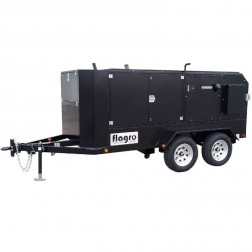 Flagro FVO-1000TR Self Contained Trailer w/FVO-400HC Indirect Fired Heater