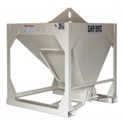 2 yd. Concrete Combo Bucket 4958 by Gar-Bro