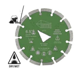 Diteq Green Concrete Connection Blade Green-GC-32