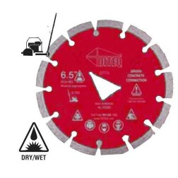 Diteq Green Concrete Connection Blade Red-GC-34