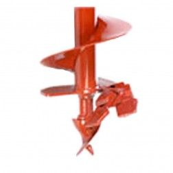 """9.5"""" Diameter Auger for M240H One Man Hole Digger by General Equipment"""
