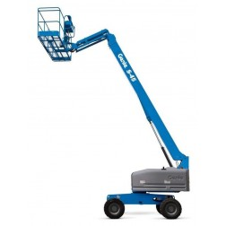 Genie S-40 - 2WD Telescopic Boom Lift w/non-oscillating axles