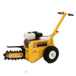 "Ground Hog 3"" X 18"" Mini Chain-type Irrigation Trencher T-4"