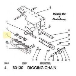 "Ground Hog 12"" Digging Chain 60130"