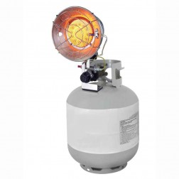Dyna-Glo Gas Radiant Tank Top  Heater TT15CDGP