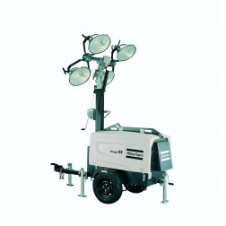 Atlas Copco Metal halide HiLight V4 W 60htz Light Tower 8161004570