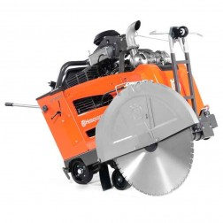 "Husqvarna FS7000-D 30"" Concrete Flat Saw with E-Tracking- 967207910"
