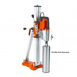Husqvarna DMS340LS Core Drill Rig with Anchor Base, Vacuum Plate and Pump-967208603