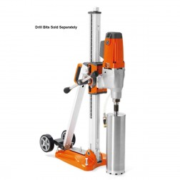 Husqvarna DMS240 Core Drill Rig with Vacuum Pump Assembly -965173606