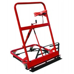 DoorJak 50 Sturdy Portable Door Installation Cart