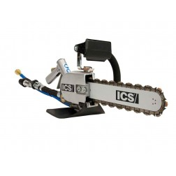 ICS 814PRO Hydraulic-Powered Concrete Chainsaw