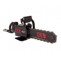 "ICS 890F4 15"" 8GPM Hydraulic-Powered Chainsaw Kit"