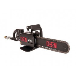 "ICS 890PG 15"" 12GPM Hydraulic-Powered Chainsaw Kit"