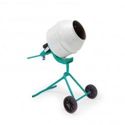 Imer Minuteman II Portable Electric Concrete Mixer/Steel Drum 1126608