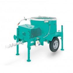 12 Cu/Ft 5HP Electric Imer Mortar Mixer Mortarman 360 1194585-E