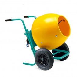 IMER Wheelman II Gas Portable Concrete Mixer 1105426