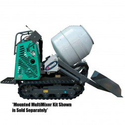 IMER Hydraulic MultiMixer Kit