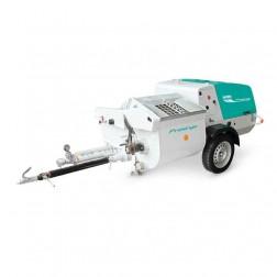 IMER Silent 300 Prestige Diesel 40GPM Grout Pump