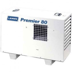 OUT OF STOCK -   LB White Premier 80 LP Propane Tent Heater 80,000 BTU
