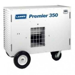 OUT OF STOCK -   LB White Premier 350-DF LP/NG Dual Fuel Tent Heater