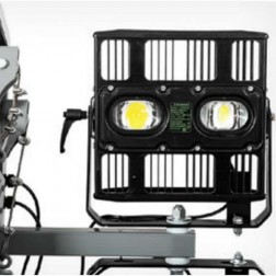 Allmand 4-LED light fixtures for Light Towers