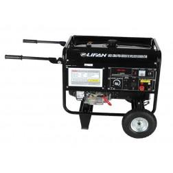 Lifan 200 AMP Welder 4000 Watt Generator Elec start AXQ1-200A