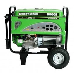 Lifan Energy Storm 8000 watt Generator ES8000E-CA With Wheel Kit