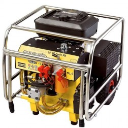Atlas Copco LP 18 Twin PE Hydraulic power pack