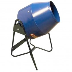 3 cu/ft Concrete Mixer 300DD 1/2HP 27955