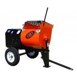MBW M802E MM80 8.0 cu/ft Mortar Mixer w/2 HP Electric Motor