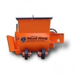 EZG Manufacturing Mobile Mud Hog 4cf w/ Manual Gate (No Backing Plate) MMH4