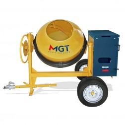 Menegotti 400L 11 cu ft Concrete Mixer with Honda GX200
