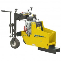 "Miller MC350 6"" Plunger 3HP Landscape Curbing Machine"