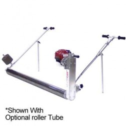 Multivibe Gas WC35 Wildcat 16ft Roller Screed System