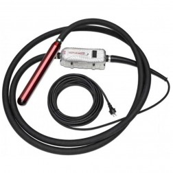 FOX 32ft Spyder Pro High Cycle Concrete Vibrator
