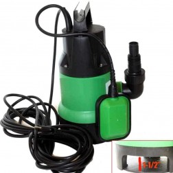 Submersible Water Pump 1/2 HP-SSP400E