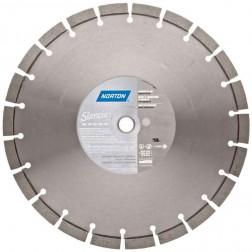 """Norton Products 14"""" Silencio Concrete Saw Blade- 70184684534"""