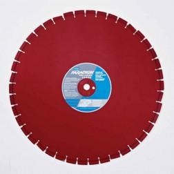 """Norton Products 36"""" Paradigm Cured Concrete Medium Saw Blade-70184646402"""