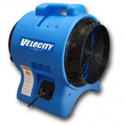 "Pneumatic 12"" Velocity Blower and Extractor Ventilator by Pearson"