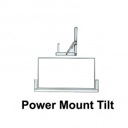 Trafcon Industries MB1 Power Tilt Mount w/l linear actuator