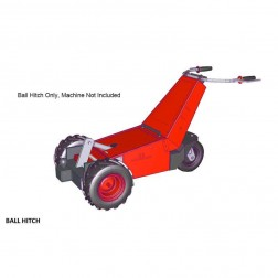 Ball Hitch Attachment for Power Pusher E-750 Electric Wheelbarrow by NuStar