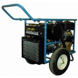 RGC Dual output HydraPak 18hp B&S Gas Hydraulic Power Pack HV185510