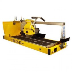 "SawMaster SDT-25EX 10"" Tile/Stone Bridge Saw"