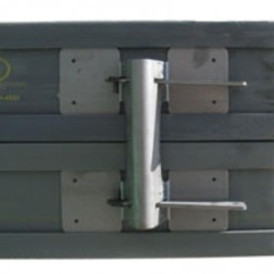 """10"""" Poly Meta Form Stacking Pockets 869-310 (5 -Per bucket)"""