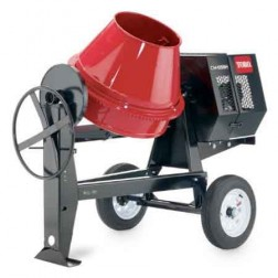 6 cu/ft Stone Gas Concrete Mixer 8HP CM-658H-S by Toro