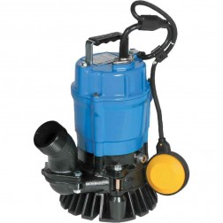 Tsurumi Submersible Trash Pump with Agitator HS2.4S-62-110V