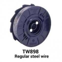 MAX USA TW898 Steel Wire (50 Rolls)
