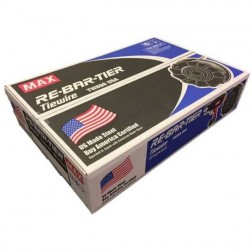 MAX USA TW898USA Steel Wire (50 Rolls)