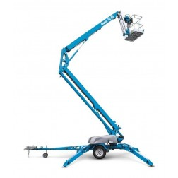 Genie TZ-50 DC Trailer Mounted Boom Lift